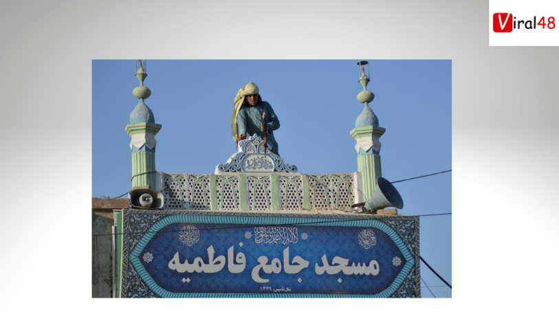 Taliban promised to step up security at Shiite mosques